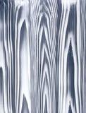Graues und weißes hölzernes Korn-Muster Stockbilder
