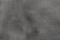 Graues vwatercolor gemalt auf Papierhintergrundbeschaffenheit Lizenzfreie Stockfotografie
