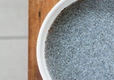 Grauhaariger Basil Thai-Nachtisch lizenzfreies stockbild