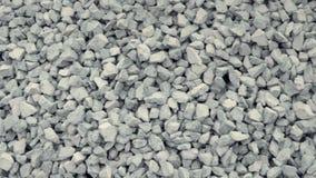 Grava de fracciones grandes Piedra machacada, agregado constructivo, estructura de piedra