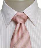 Gravata e colar do conceito do desgaste do negócio Foto de Stock Royalty Free