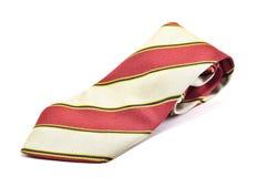 Gravata torcida Fotografia de Stock