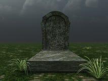 Grave Royalty Free Stock Photos