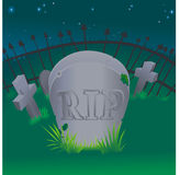 Grave Royalty Free Stock Photo