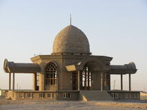 Tomb of shahid Mazari, in afghanistan. Tomb of Baba mazari in balkh, afghanistan Stock Images