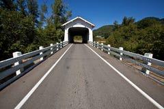 Grave Creek Bridge Stock Photo