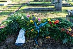 Grave Stock Photos