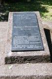 Grave of Friedrich Wilhelm Bessel Stock Images