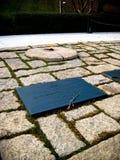 Grave of JFK Stock Photo