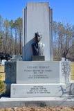 Grave of Joseph-Adelard Godbout Royalty Free Stock Image