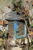 Grave lantern Royalty Free Stock Photos