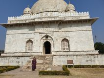 Grave, Historical Place, White,Marble, Rock, Nice,  Combination ,  Image,Cloth royalty free stock photo