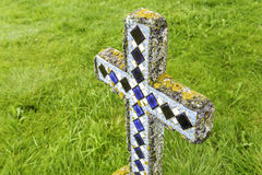 Grave Marker Royalty Free Stock Images