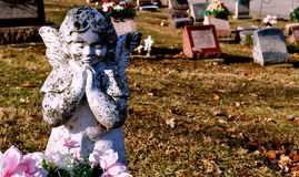 Grave Marker Stock Photos