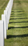 Grave Markers Stock Images