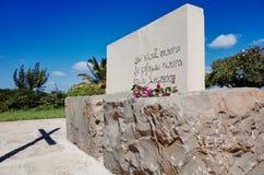 Grave of Nikos Kazantzakis Stock Photos