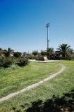 Grave of Nikos Kazantzakis Stock Photography