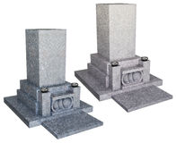 Grave set Royalty Free Stock Image