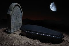 Grave Site Stock Images