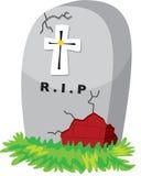 Grave stone Stock Photo