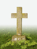 Grave stone Royalty Free Stock Photo