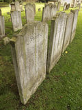Grave stone Royalty Free Stock Photos