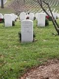 Grave Stones. At the Arlington National Cemetery stock photos