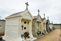 Grave tombs Royalty Free Stock Photo