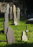 Grave yard Royalty Free Stock Image