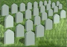 Grave yard Royalty Free Stock Image