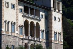 Gravedona in Lake Como, italy Stock Images
