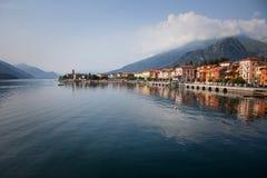 Gravedona, Lake Como Stock Photography