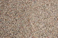 Gravel. Small gravel for background texture Stock Images