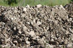 Gravel. Stock Image