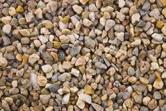 Gravel. Grunge gravel on child's playground Stock Image