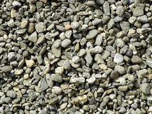 Gravel. Texture Royalty Free Stock Photography