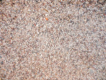 Gravel aggregate seamless background Royalty Free Stock Photo
