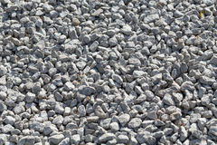 Gravel as background or texture Royalty Free Stock Photography