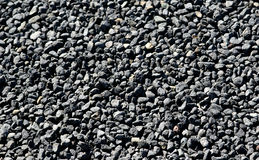 Gravel background. Detailed gravel background stock images