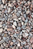 Gravel background Royalty Free Stock Images