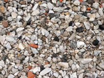 Gravel for background Stock Photo