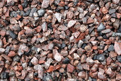 Gravel for background Stock Photography