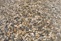 Gravel background Royalty Free Stock Photo