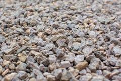 Gravel for background Stock Image