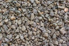 Gravel for background Stock Images