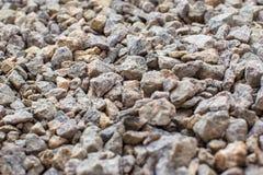 Gravel for background Stock Photo