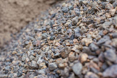 Gravel for background Royalty Free Stock Images