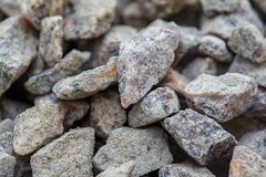 Gravel for background Royalty Free Stock Photos