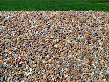 Gravel, background Royalty Free Stock Images