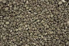 Gravel background. Pattern of crushed stone abstract background. Gravel texture Stock Photo